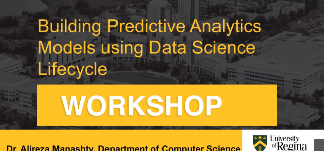 """Webcast: """"CIPS Workshop: Building Predictive Analytics Models using Data Science Lifecycle in Python"""" (Members-Only)"""