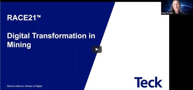 CIPS Webcast: Digital Transformation in Mining – Dennis Loktionov  (Members-Only)