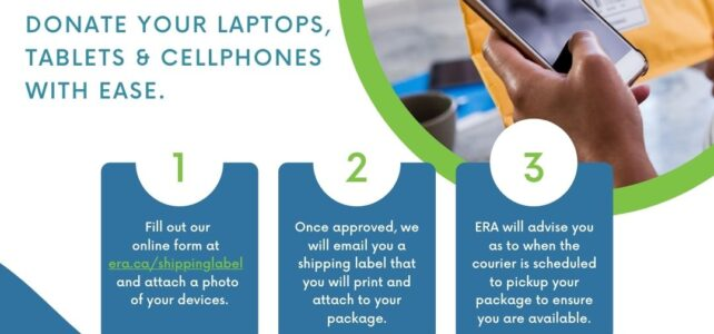 Electronic Recycling Association Prepaid Postage Program (Featured Article)